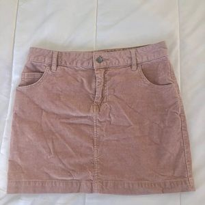 👛Pink Urban Outfitters Mini Skirt